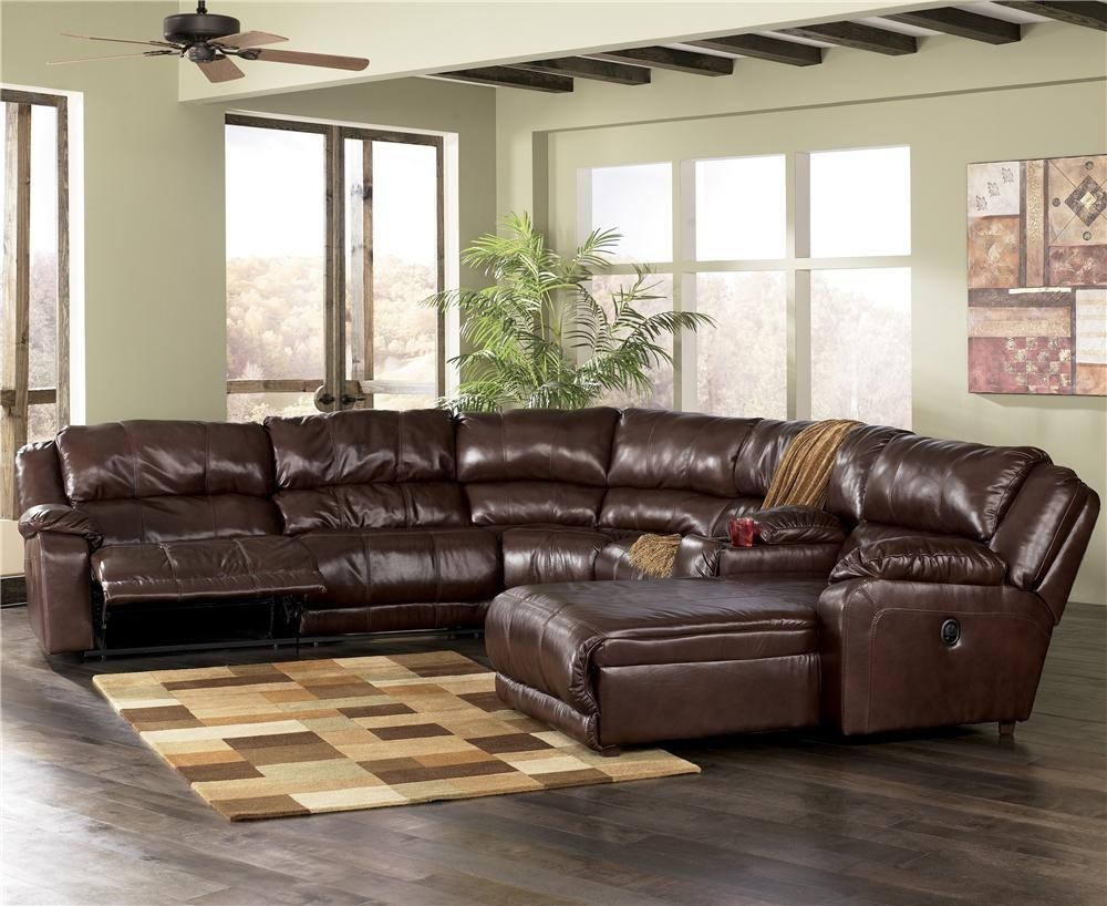 Millennium Braxton – Java Modular Sectional With Chaise – Ahfa For Braxton Sectional Sofas (View 3 of 20)