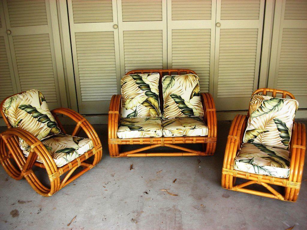 Modern Bamboo Furniture – Destroybmx Regarding Bamboo Sofas (View 14 of 20)