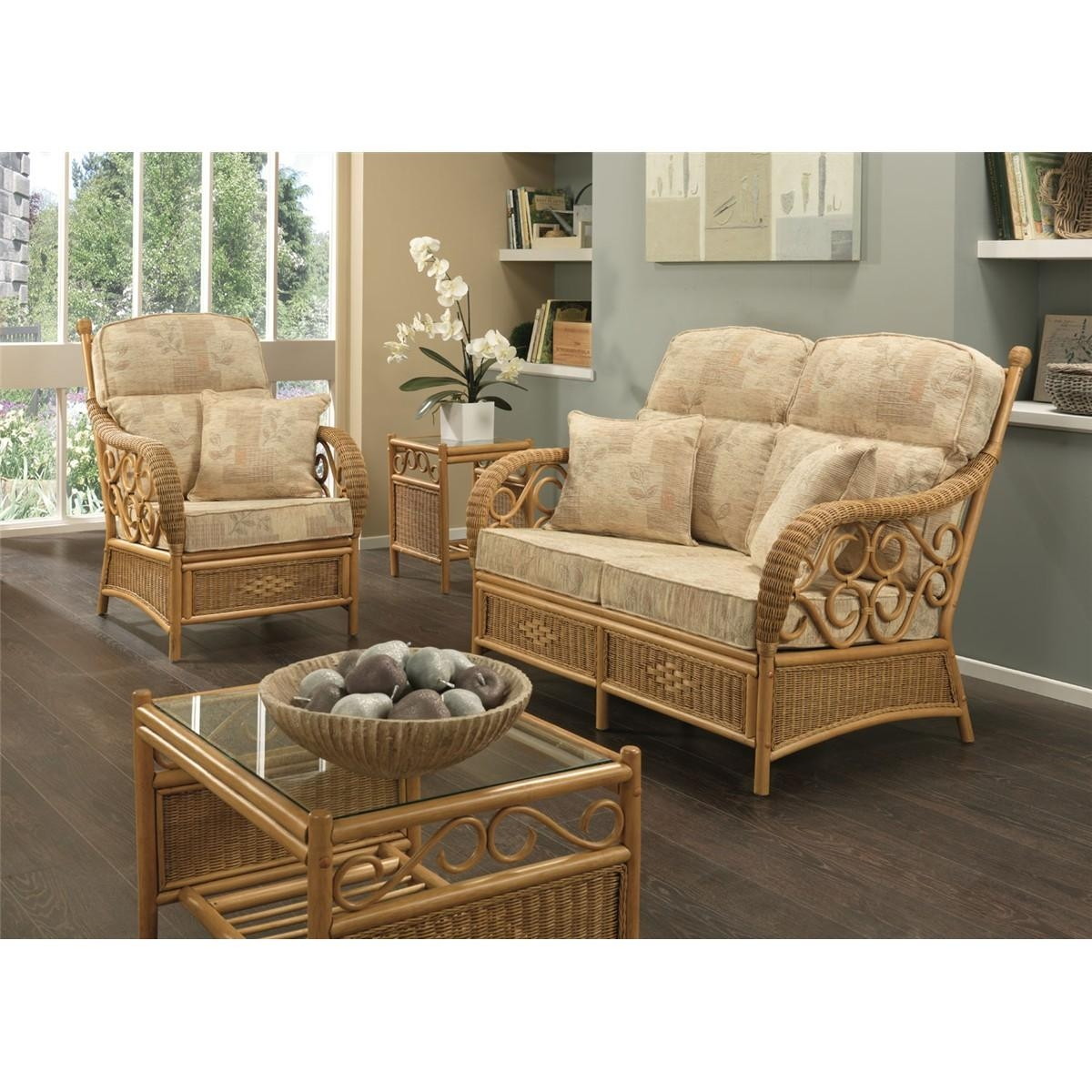 Modern Cane Furniture With Regard To Cane Sofas (View 4 of 20)
