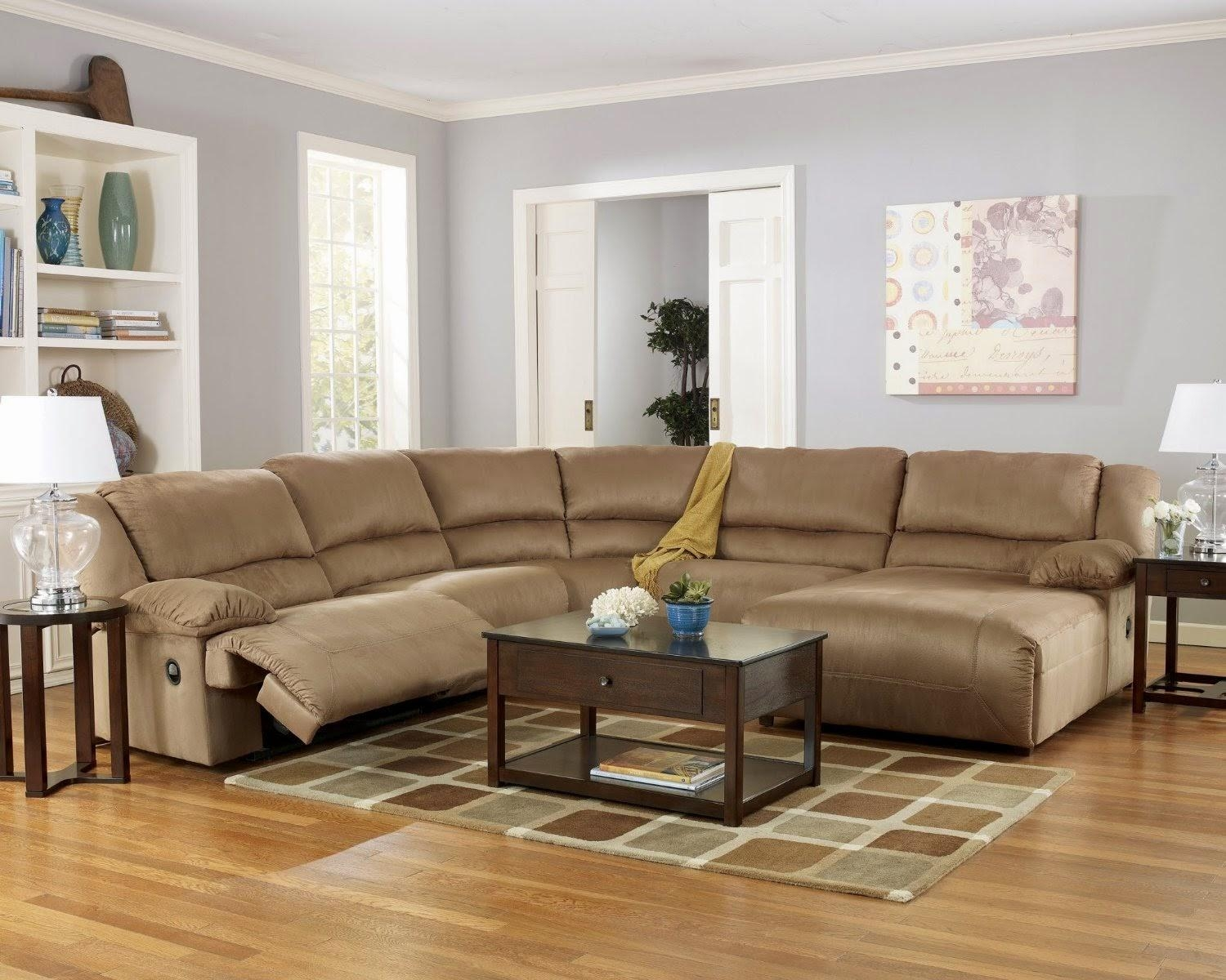 Modern Curved Sofa For Sales: Curved Reclining Sofa Intended For Curved Recliner Sofa (View 17 of 20)