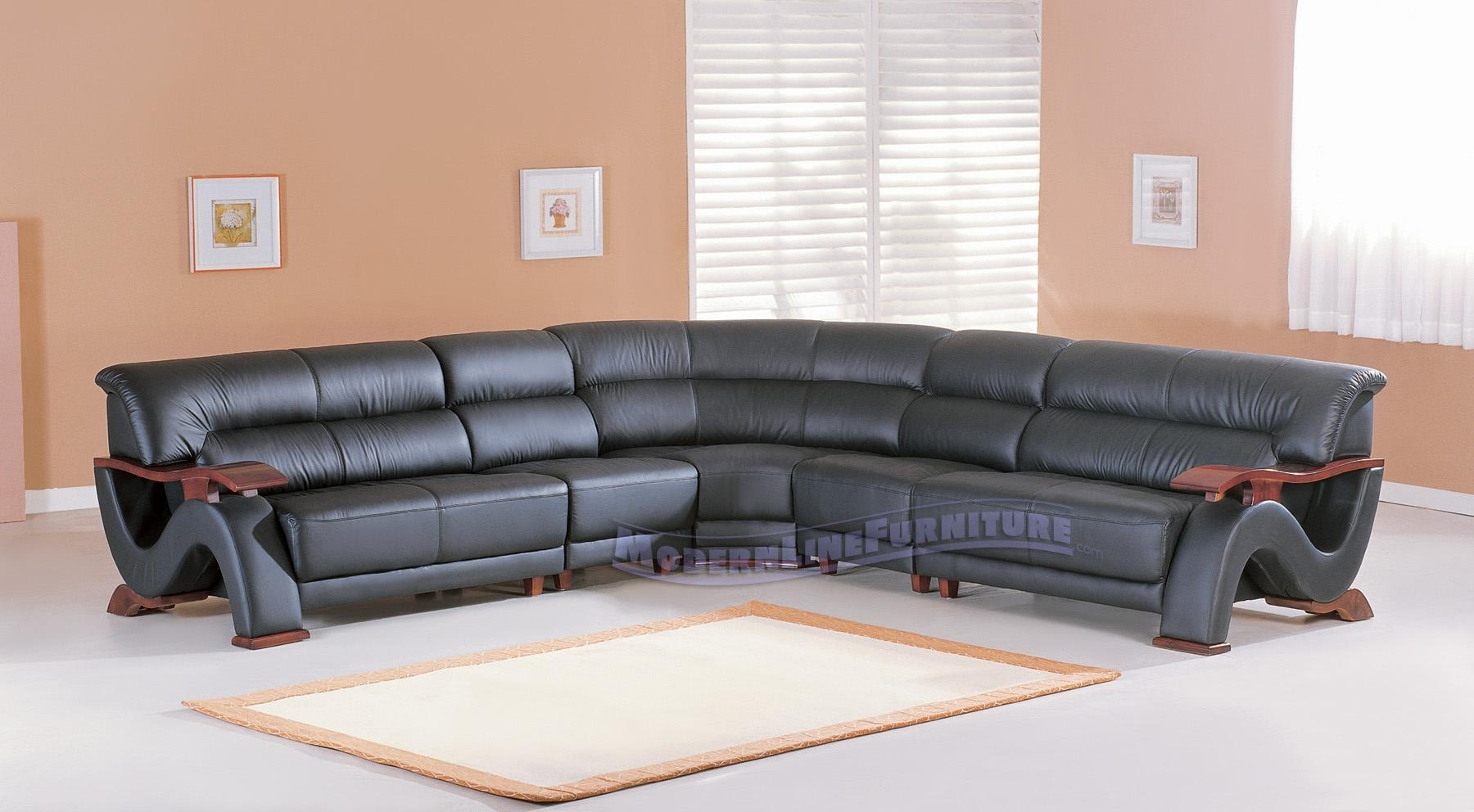 Modern Line Furniture – Commercial Furniture – Custom Made Intended For Contemporary Black Leather Sofas (View 9 of 20)