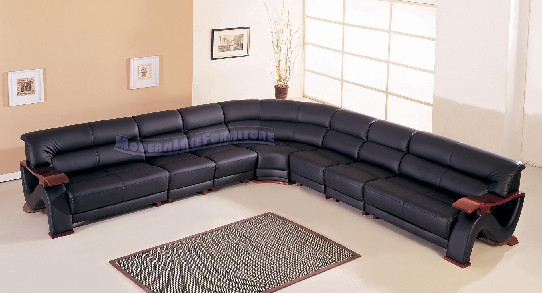 Modern Line Furniture – Commercial Furniture – Custom Made With Long Modern Sofas (Image 14 of 20)