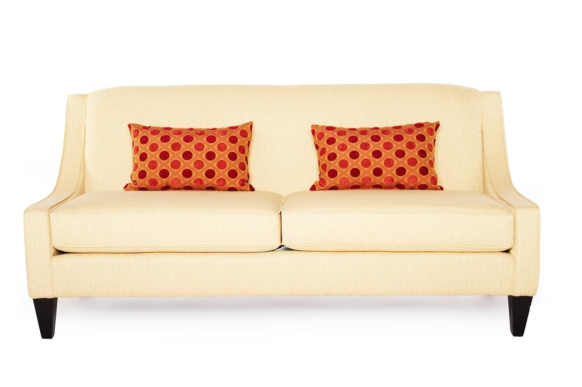 Modern Loveseat For Small Spaces (View 3 of 20)