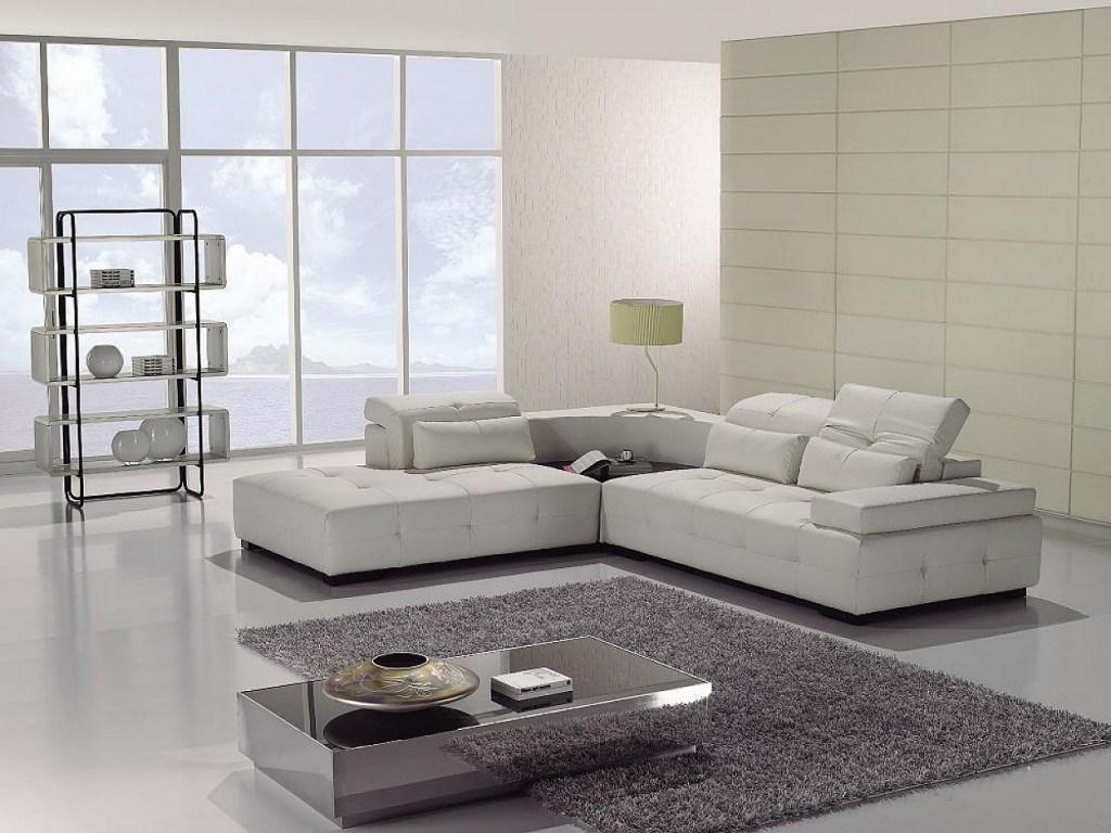 Modern Reversible Small Space Configurable Bonded Leather – Ftfpgh Inside Modern Small Sectional Sofas (View 20 of 20)