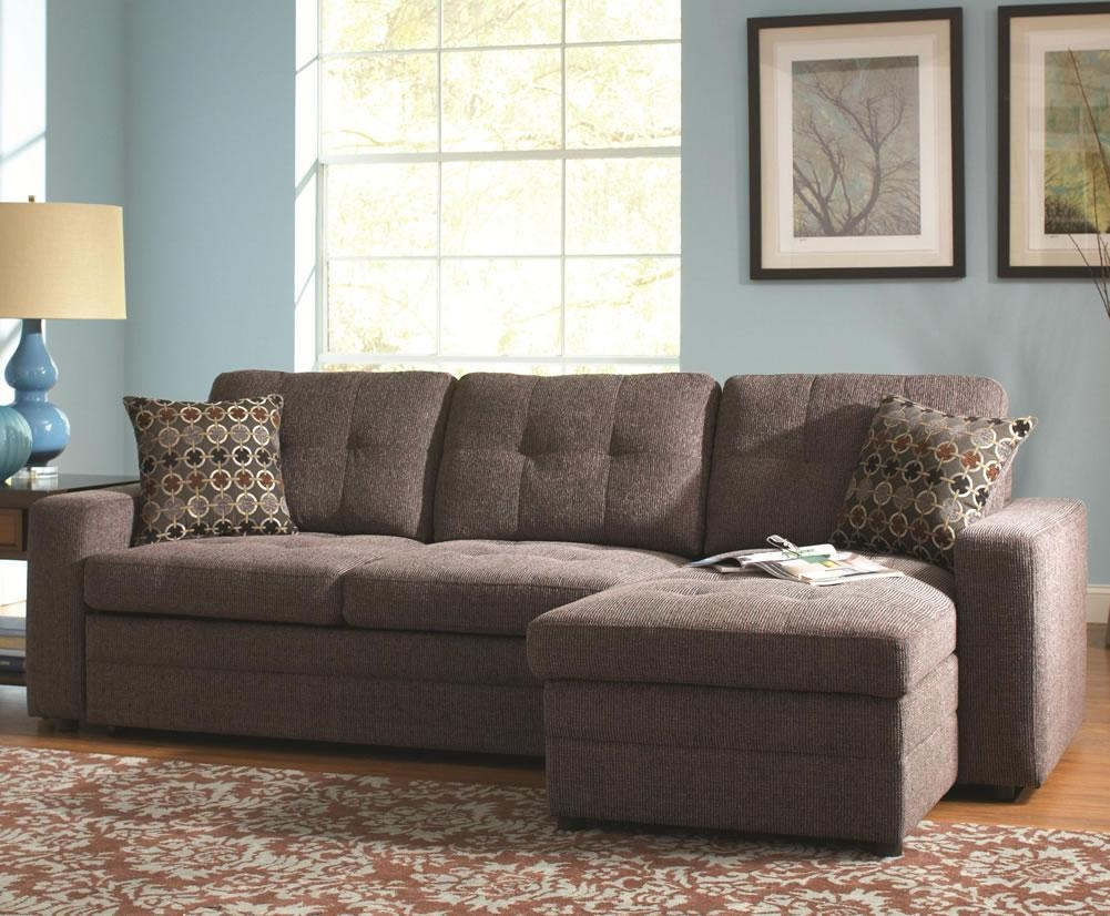 Modern Small Scale Sectional Sofa Modern Small Scale Sectional In Modern Sectional Sofas For Small Spaces (View 2 of 20)