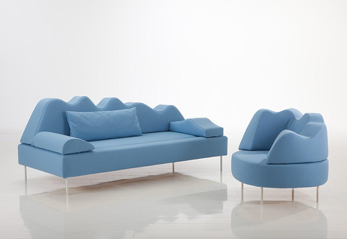 Modern Sofa Chairs And Contemporary Sofa Furniture Designs One Of With Contemporary Sofa Chairs (View 7 of 20)