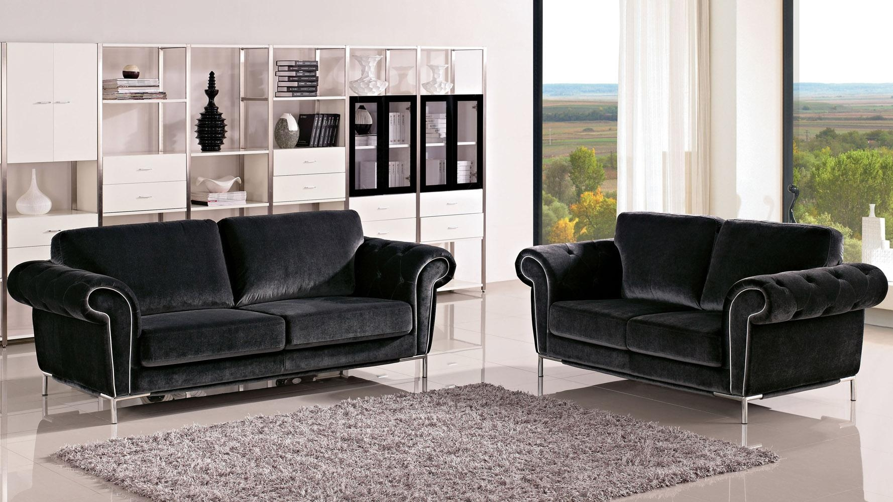 Modern Sofas & Contemporary Sofas : Modern Living Room Furniture with Contemporary Sofas And Chairs