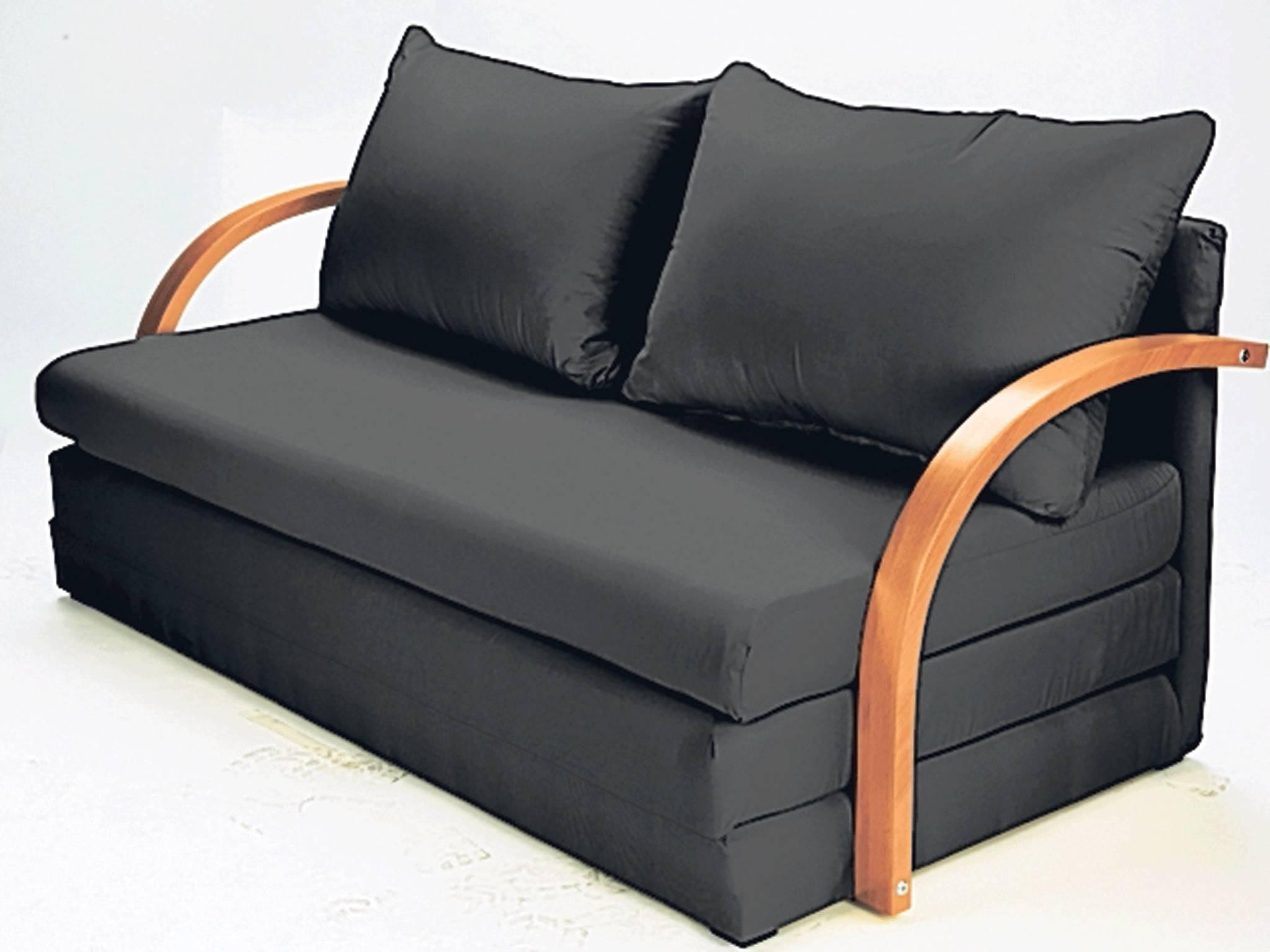 Modern Sofas That Turn Into Beds | Homesfeed Regarding Giant Sofa Beds (View 13 of 20)