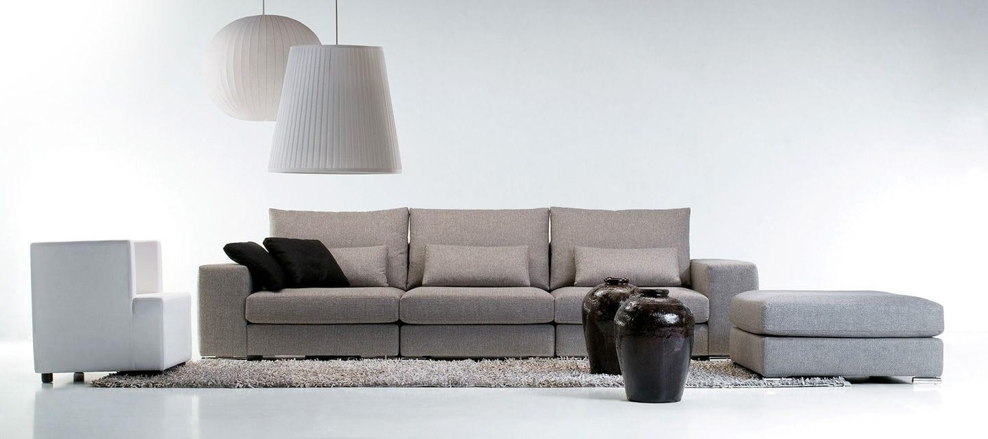 Modular Sofa / Contemporary / Fabric / 3 Seater – Maxim Alto Regarding Contemporary Fabric Sofas (Image 16 of 20)