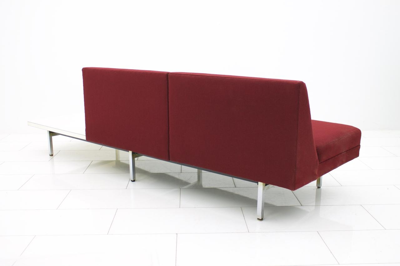 Modular Sofa With Tablegeorge Nelson For Herman Miller, 1960S In George Nelson Sofas (Image 19 of 20)