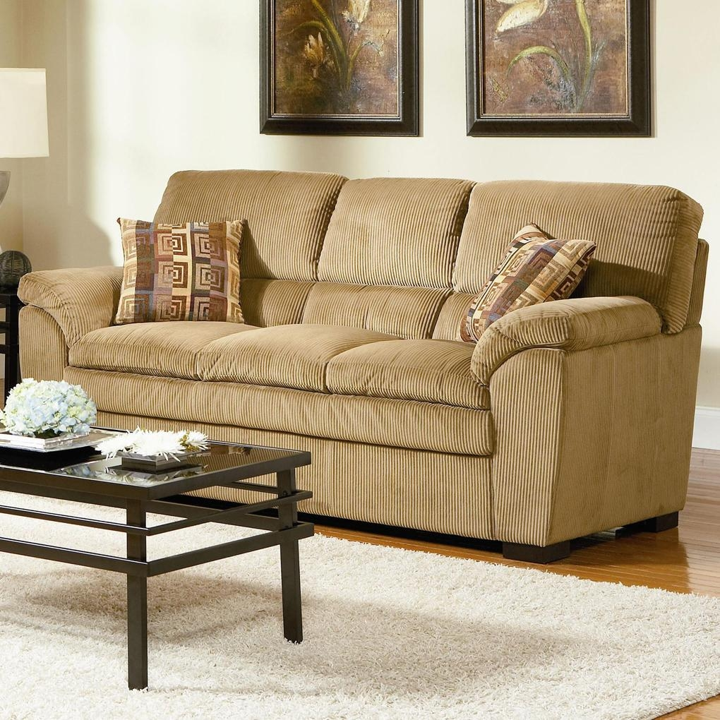 Molly Casual Sofa Set With Throw Pillows | Sofa Sets With Casual Sofas And Chairs (Image 17 of 21)