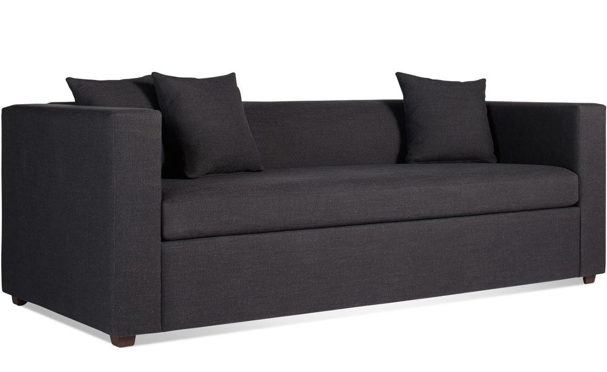 Mono Sleeper Sofa – Hivemodern In Blu Dot Sleeper Sofas (Image 8 of 20)