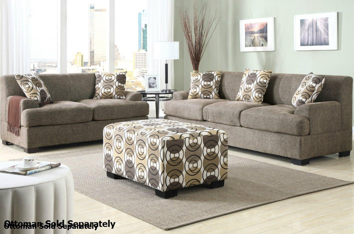 Montreal Beige Fabric Sofa And Loveseat Set – Steal A Sofa Inside Sofa Loveseat And Chairs (View 12 of 20)