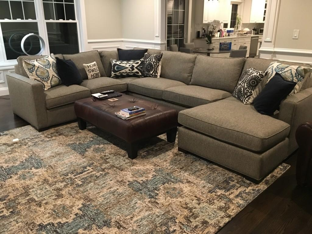 Morrison Sectional – Modern Sectionals – Modern Living Room Throughout Room And Board Sectional Sofa (Image 16 of 20)