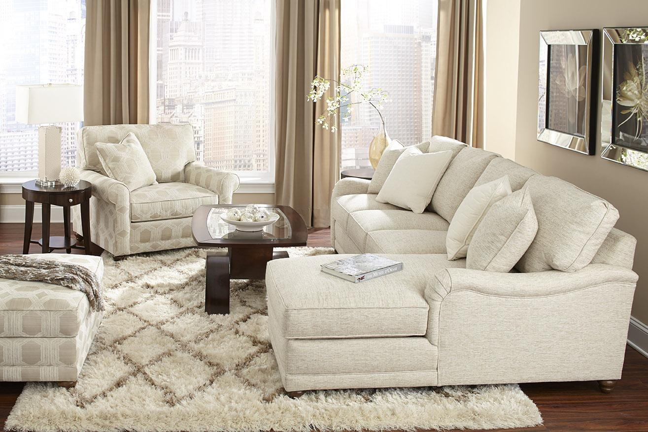 My Style Sofas And Sectionals From Rowe Furniture @ Saugerties With Rowe Sectional Sofas (Image 8 of 20)