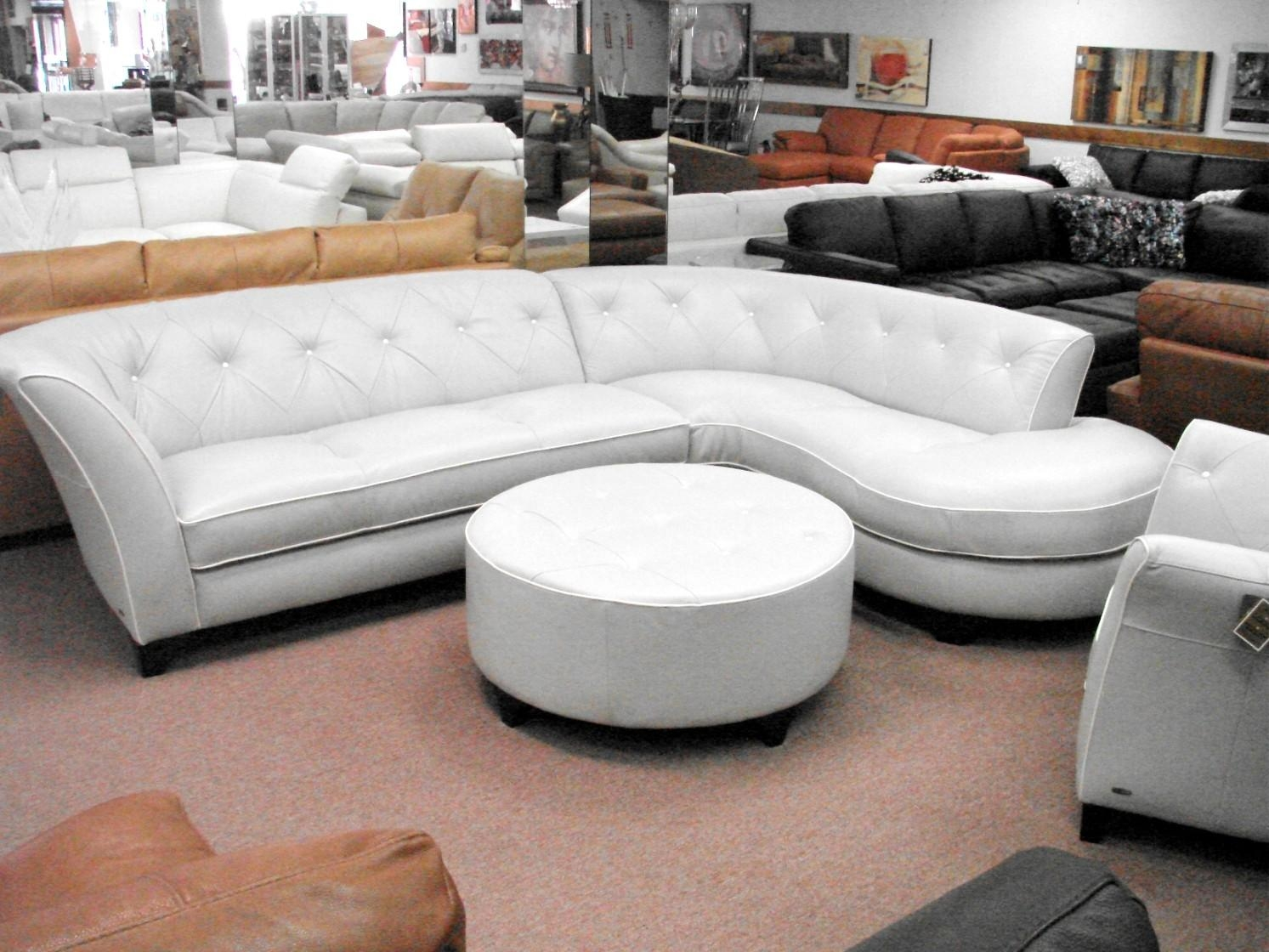 Natuzzi Sectional Sofa | Sofa Gallery | Kengire within Natuzzi Microfiber Sectional Sofas