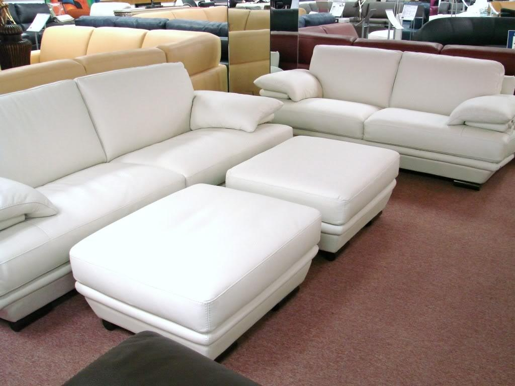 Natuzziinterior Concepts Furniture » Photos Natuzzi Editions Regarding Off White Leather Sofa And Loveseat (Image 11 of 20)