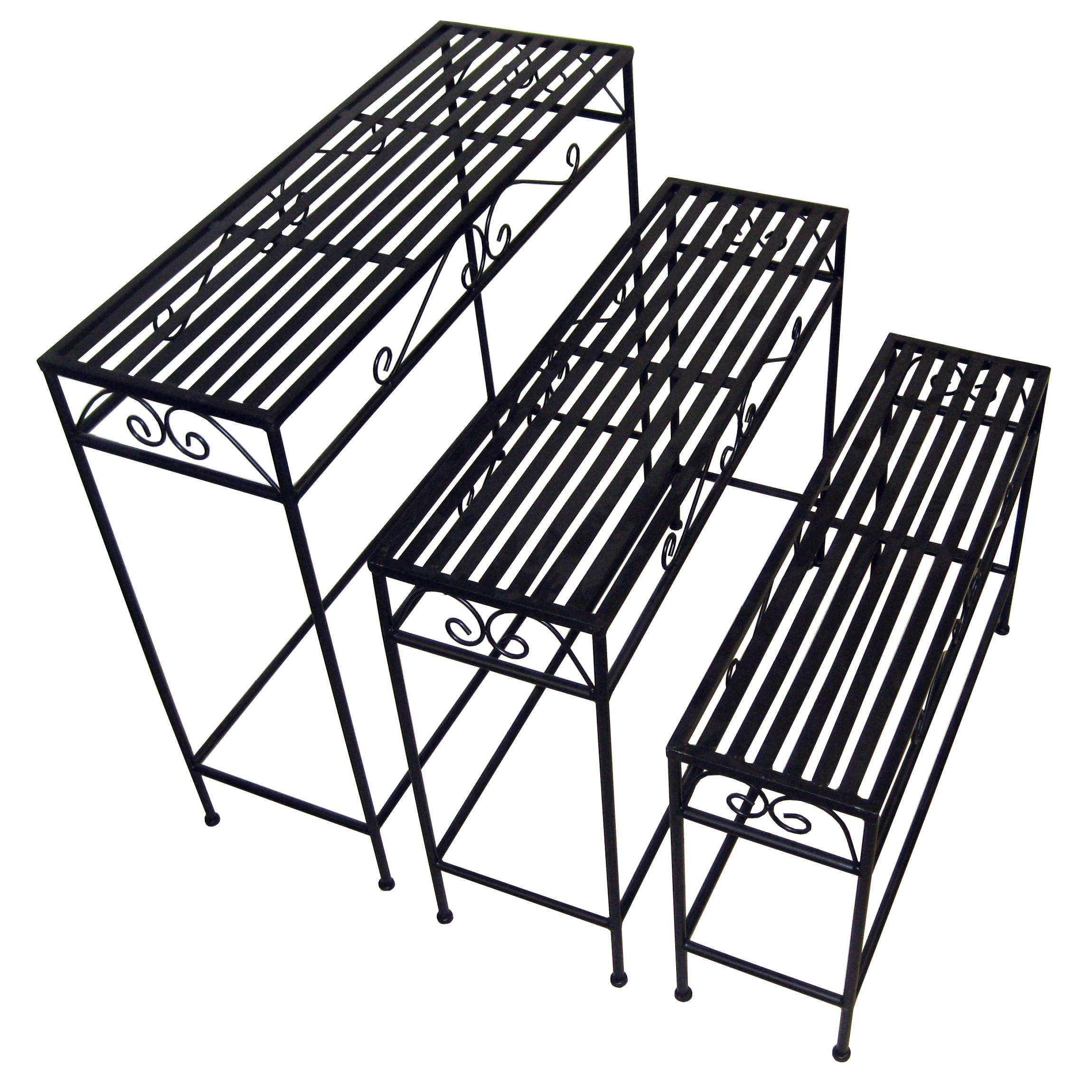 Nesting Tables For Patio | Mpfmpf Almirah, Beds, Wardrobes And Pertaining To Patio Sofa Tables (View 4 of 20)