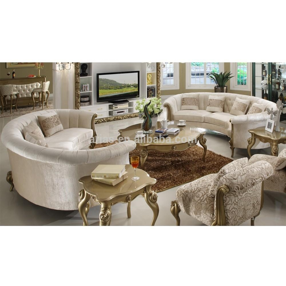 New Classic Victorian Style Leather Sofa - Buy Victorian Style within Classic Sofas for Sale