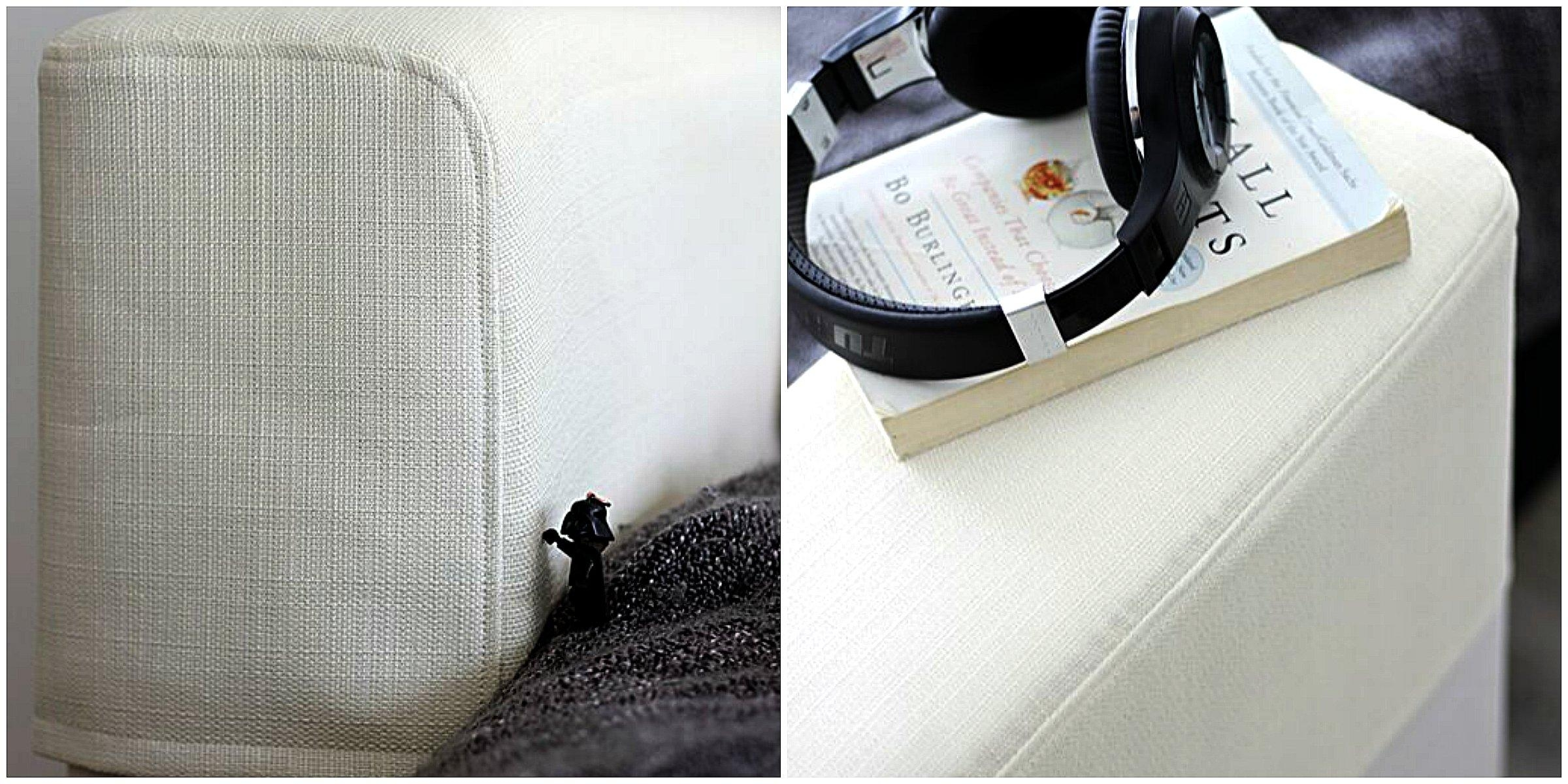 New Gear: Ikea Arm Rest Caps/protectors/covers From Cw! Regarding Arm Protectors For Sofas (View 12 of 20)