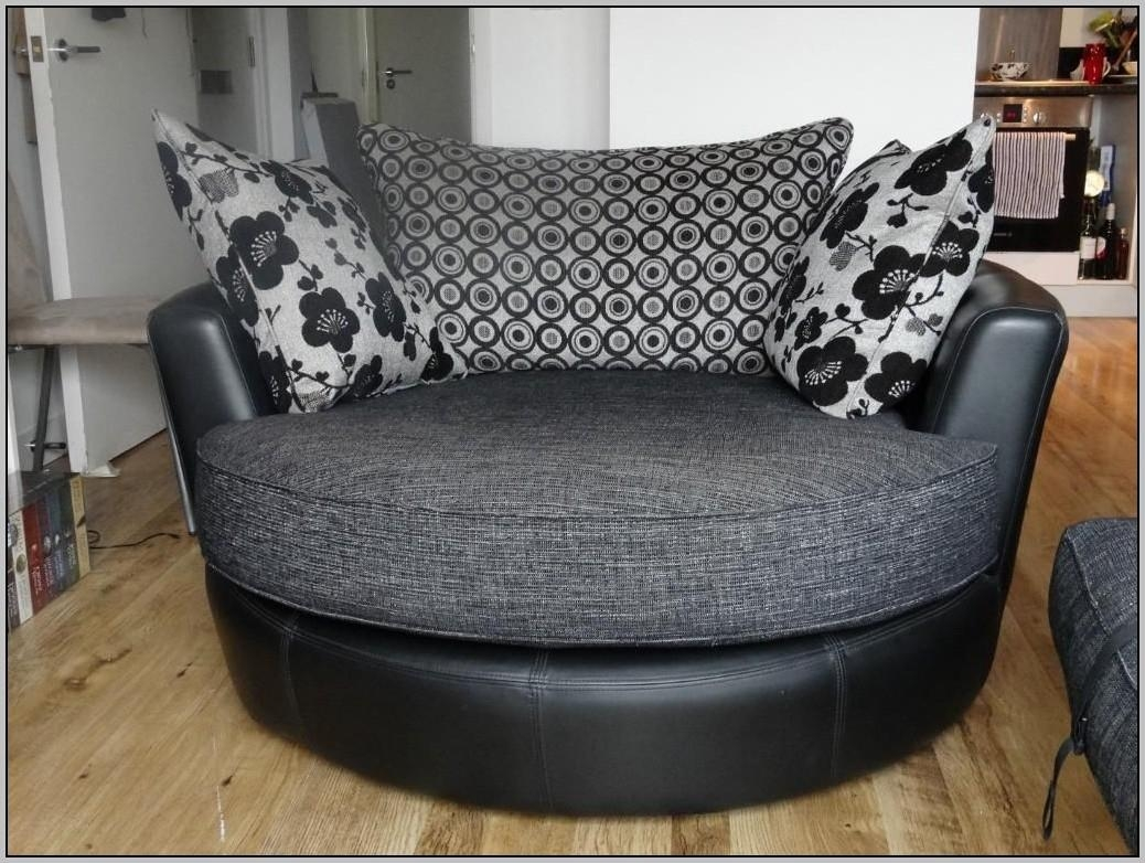 New Round Lounge Couch 57 For Your Contemporary Sofa Inspiration With Round Sofa Chair Living Room Furniture (Image 8 of 20)