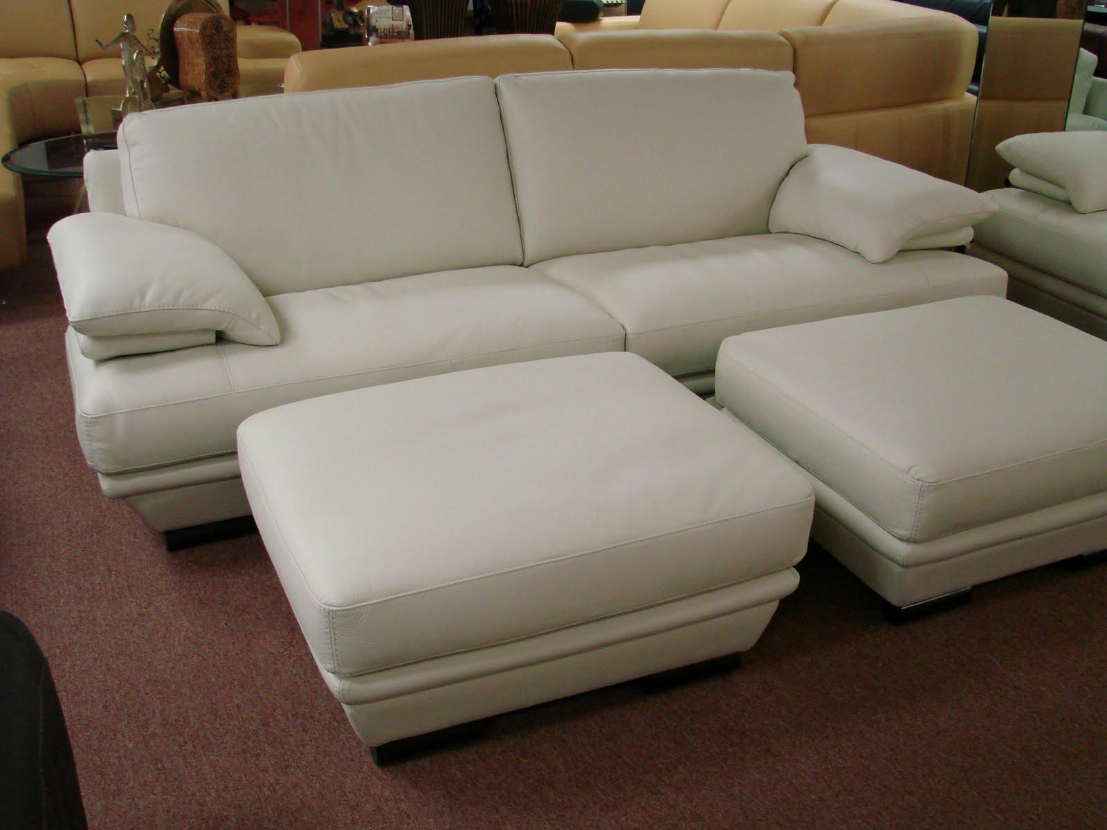 New Sofa White Leather 14 For Your Sofas And Couches Ideas With inside White Leather Sofas