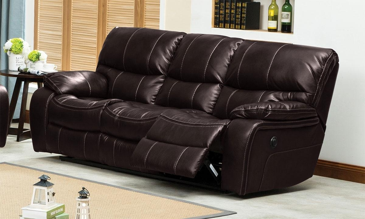 Newport Power Reclining Sofa | Haynes Furniture, Virginia's With Newport Sofas (Image 11 of 20)