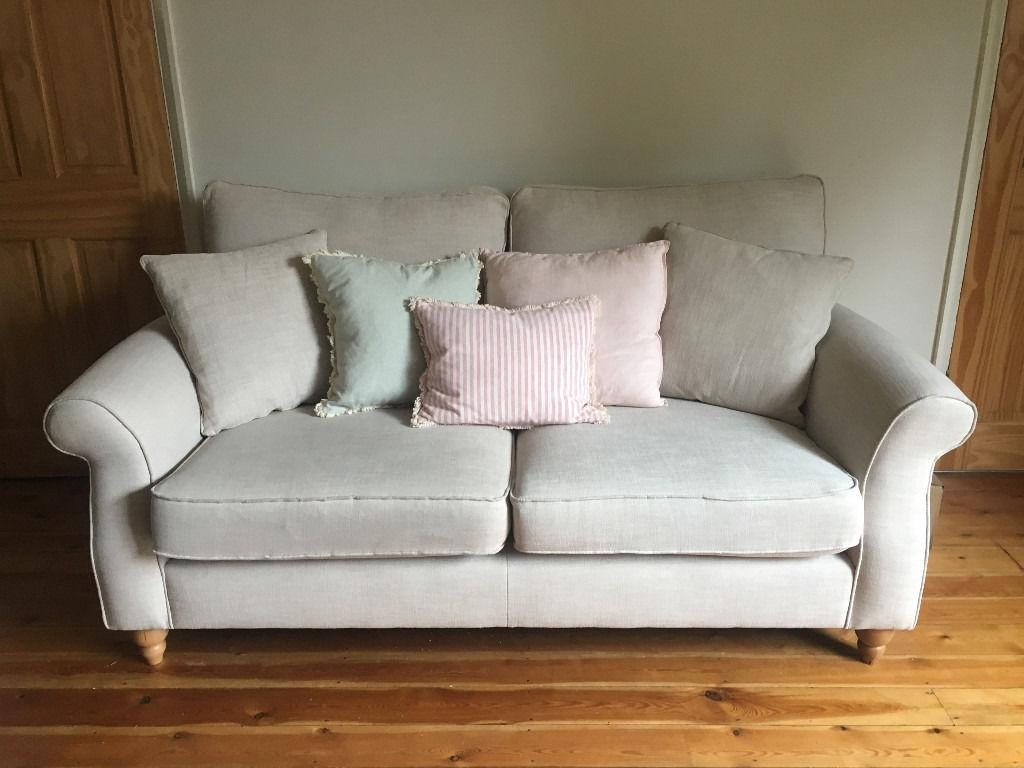 Next Ashford 3 Seater Sofa & Snuggle Seat Ono | In Lichfield Regarding Ashford Sofas (View 11 of 20)