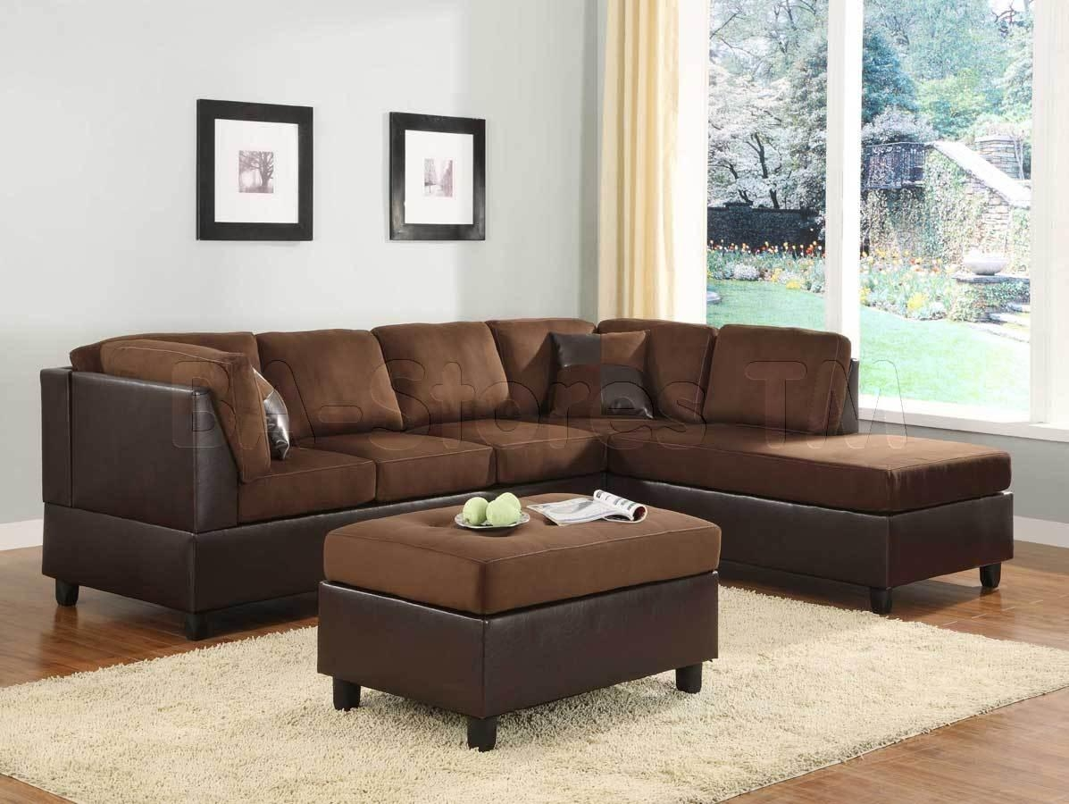 Nice Living Room Ideas With Brown Sectionals Glamorous Sectional Regarding Nice Sectional Couches (Image 18 of 20)