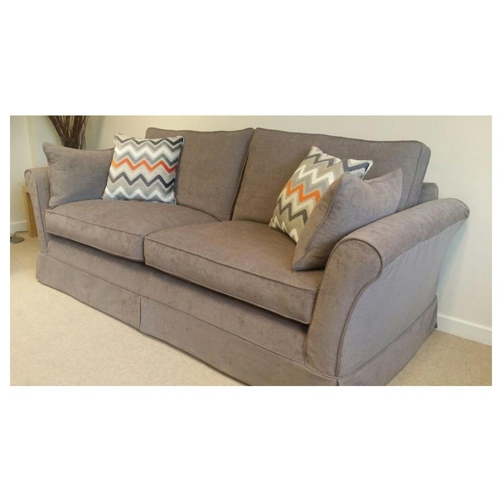 Norfolk Large 4 Seater Sofa Long Eaton Upholsteryhome Of The Sofa Intended For Large 4 Seater Sofas (Image 17 of 20)