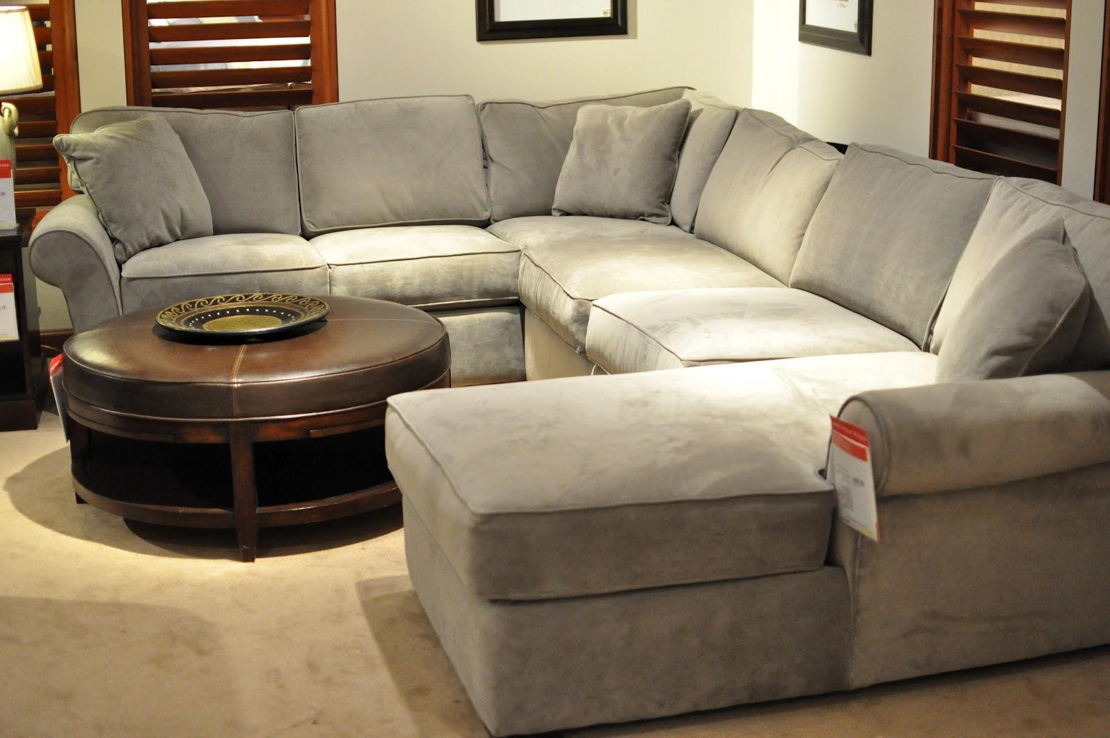 Not So Newlywed Mcgees: Shopping For A Sectional regarding West Elm Sectionals