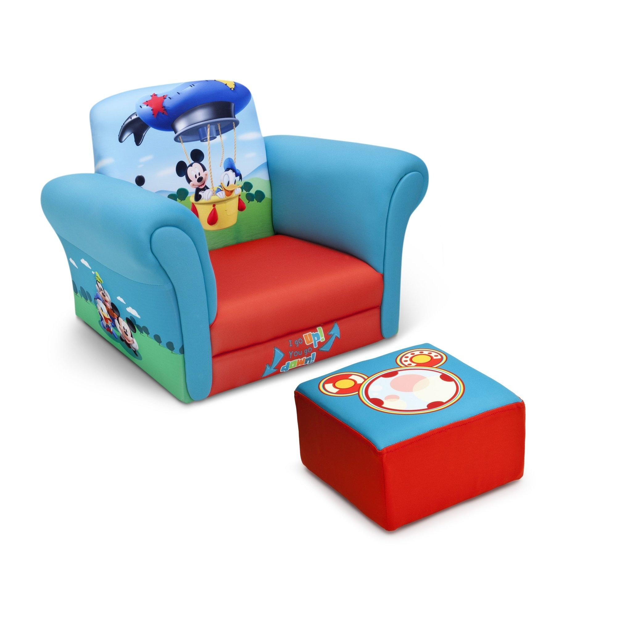 O Kitty Toddler Sofa Chair And Ottoman – Love Grows Design For Kids Sofa Chair And Ottoman Set Zebra (View 8 of 20)