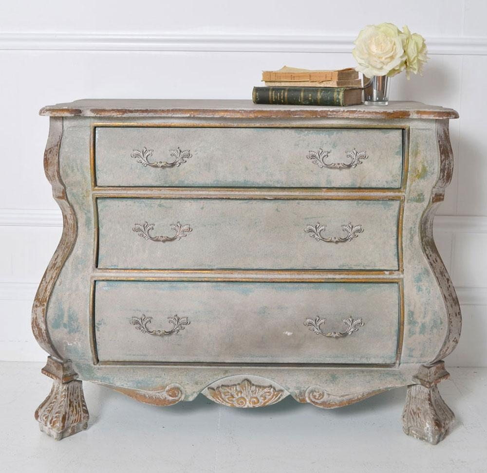 Older Times With Shabby Chic Bedroom Furniture – Furnituremagnate Pertaining To Shabby Chic Sectional Sofas Couches (View 21 of 21)