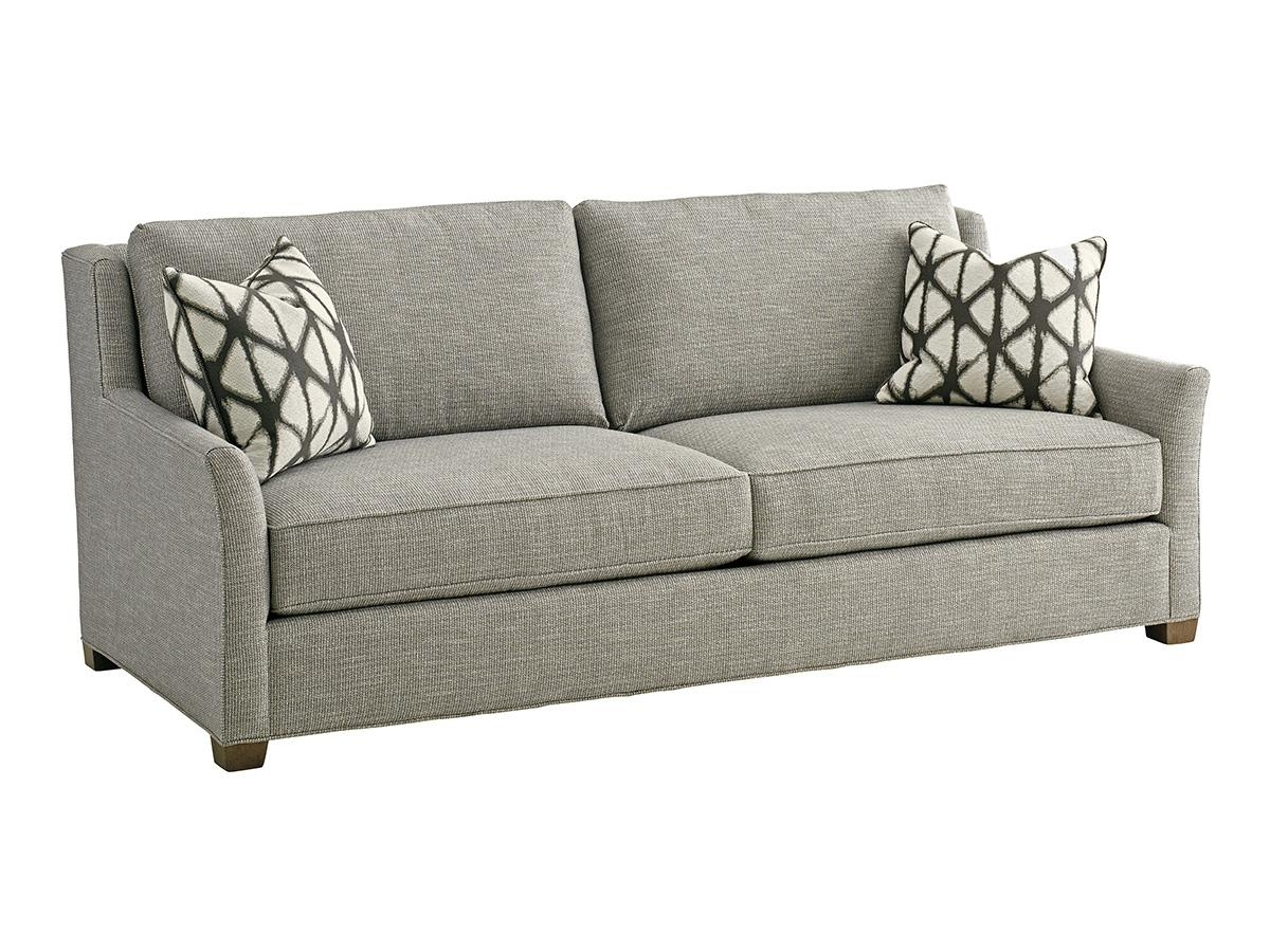 One Cushion Couch – Aftdth Pertaining To One Cushion Sofas (Image 7 of 20)