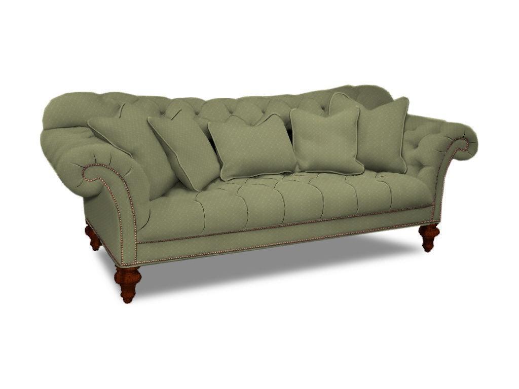 One Cushion Sofas Throughout One Cushion Sofas (View 15 of 20)