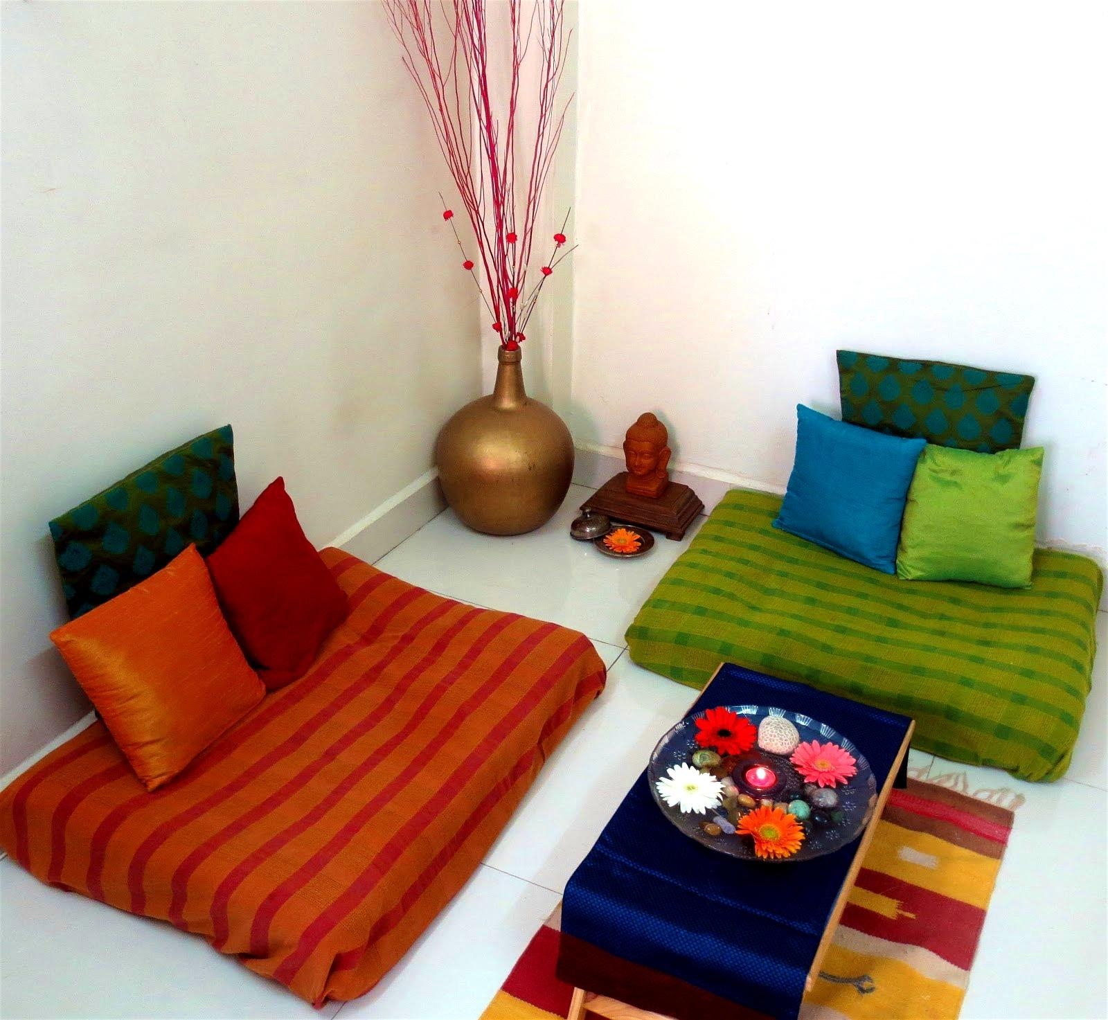 One Seat Cushion Sofas | Cushions Decoration In Floor Cushion Sofas (View 15 of 20)