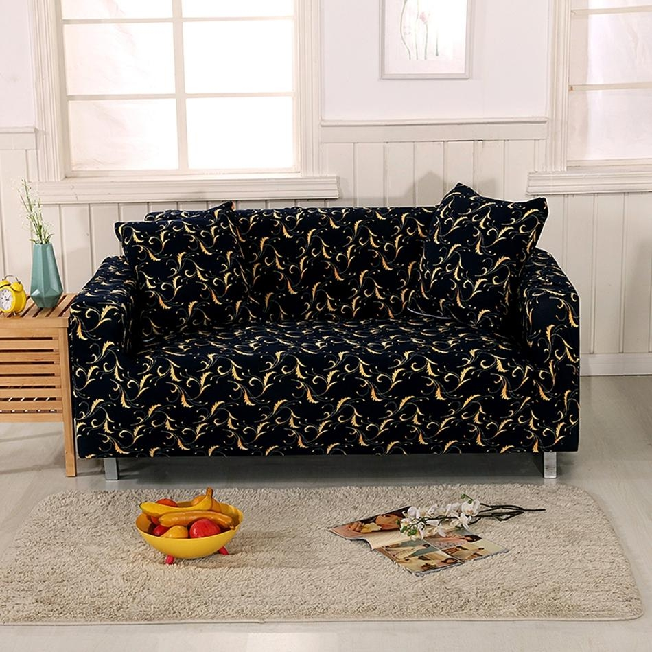 Online Get Cheap Black Sofa Slipcover  Aliexpress | Alibaba Group For Cheap Black Sofas (Image 11 of 20)