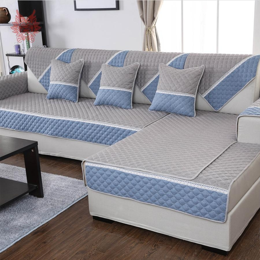 Online Get Cheap Blue Slipcovers  Aliexpress | Alibaba Group For Blue Slipcovers (Image 12 of 20)