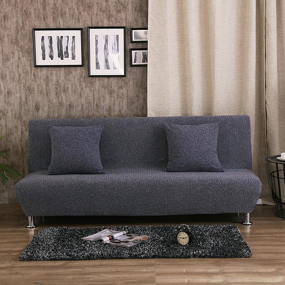 Online Get Cheap Cover For Sofa  Aliexpress | Alibaba Group With Armless Couch Slipcovers (Image 15 of 20)