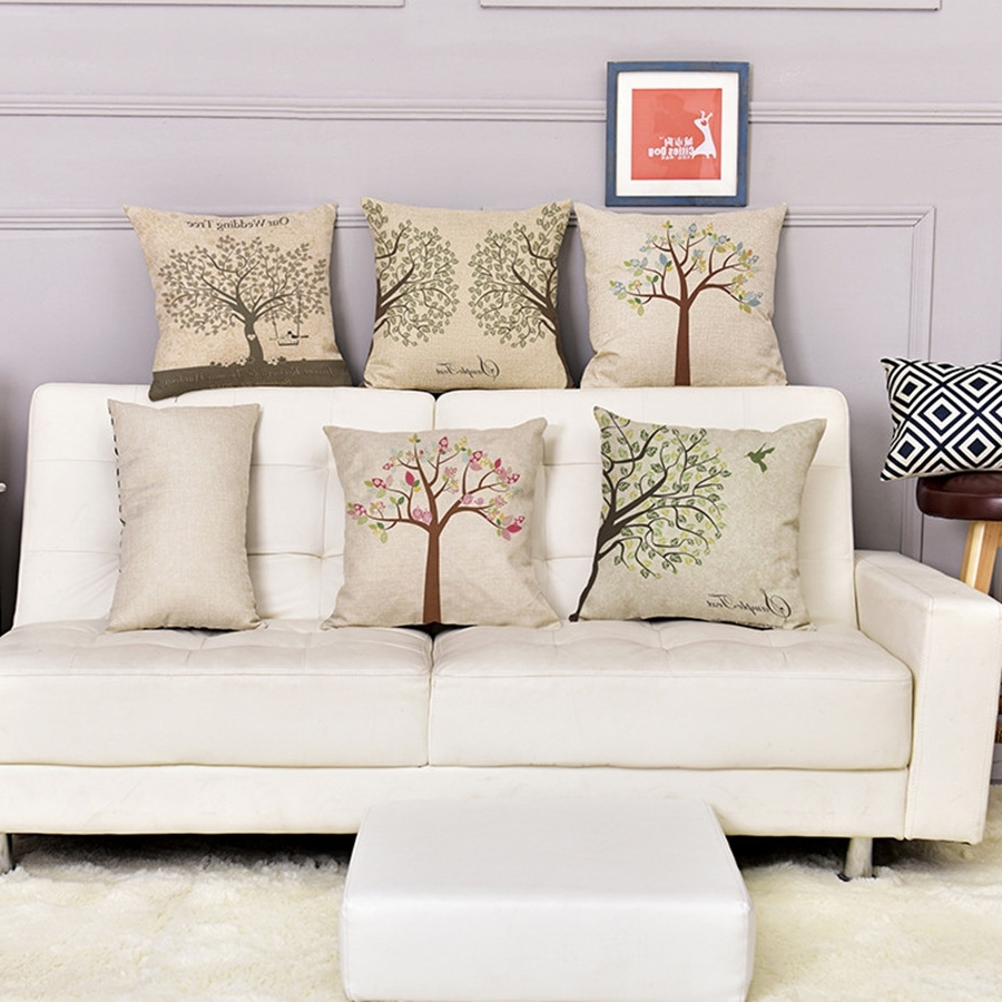 How to decorate room with floor pillow custom home design - Enhance your home decor with fancy cushions ...