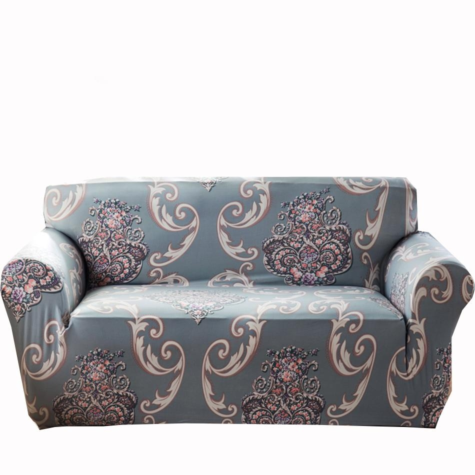 Online Get Cheap Floral Slipcovers Aliexpress | Alibaba Group Intended For Floral Slipcovers (View 19 of 20)