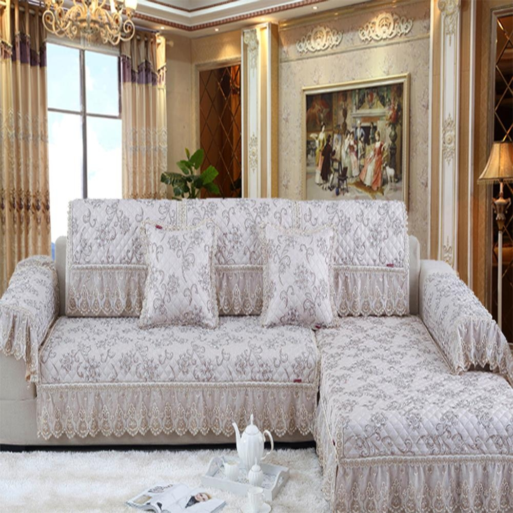 Online Get Cheap Leather Sofa Cushion Covers  Aliexpress Intended For Sofa Cushion Covers (Image 8 of 20)