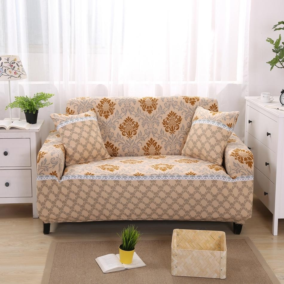 Online Get Cheap Pattern Sofa Cover  Aliexpress | Alibaba Group For Patterned Sofa Slipcovers (Image 9 of 20)