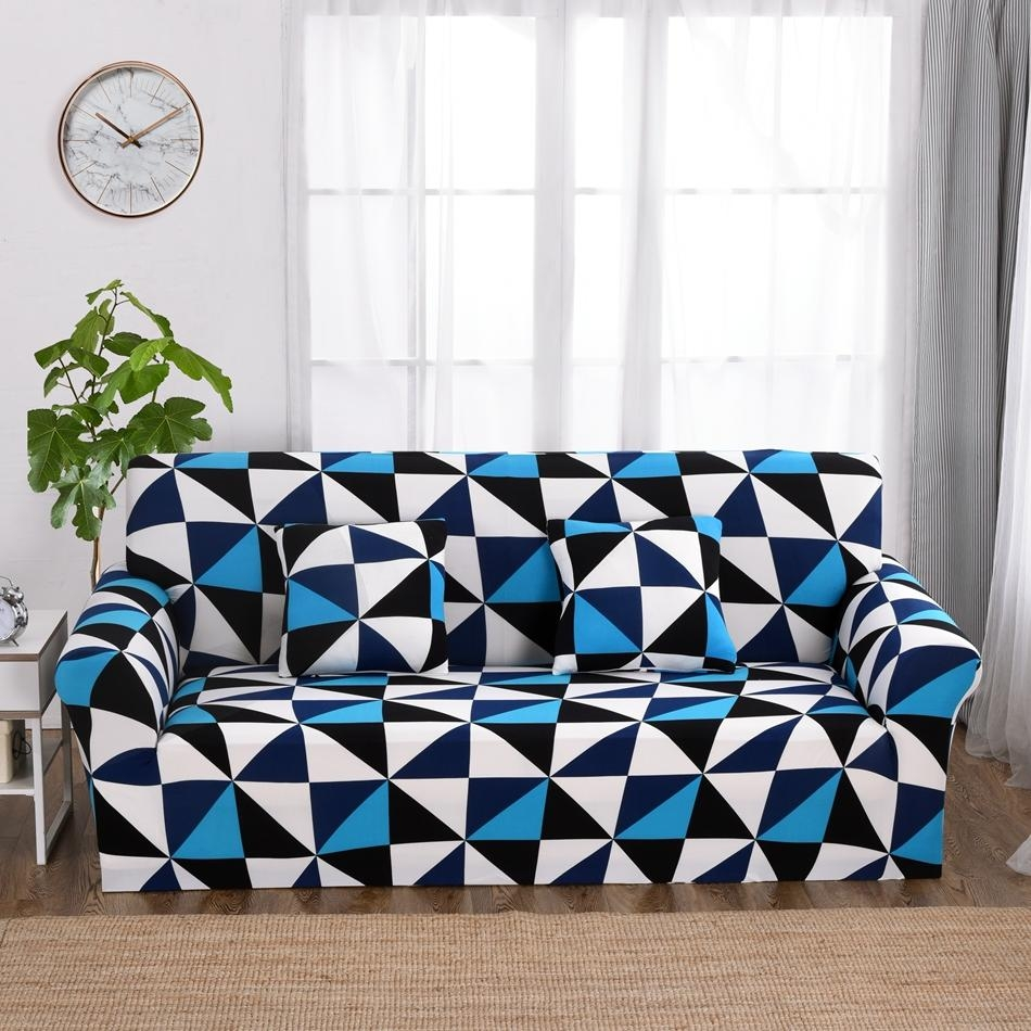 Online Get Cheap Patterned Sofa Covers  Aliexpress | Alibaba Group Within Patterned Sofa Slipcovers (Image 12 of 20)