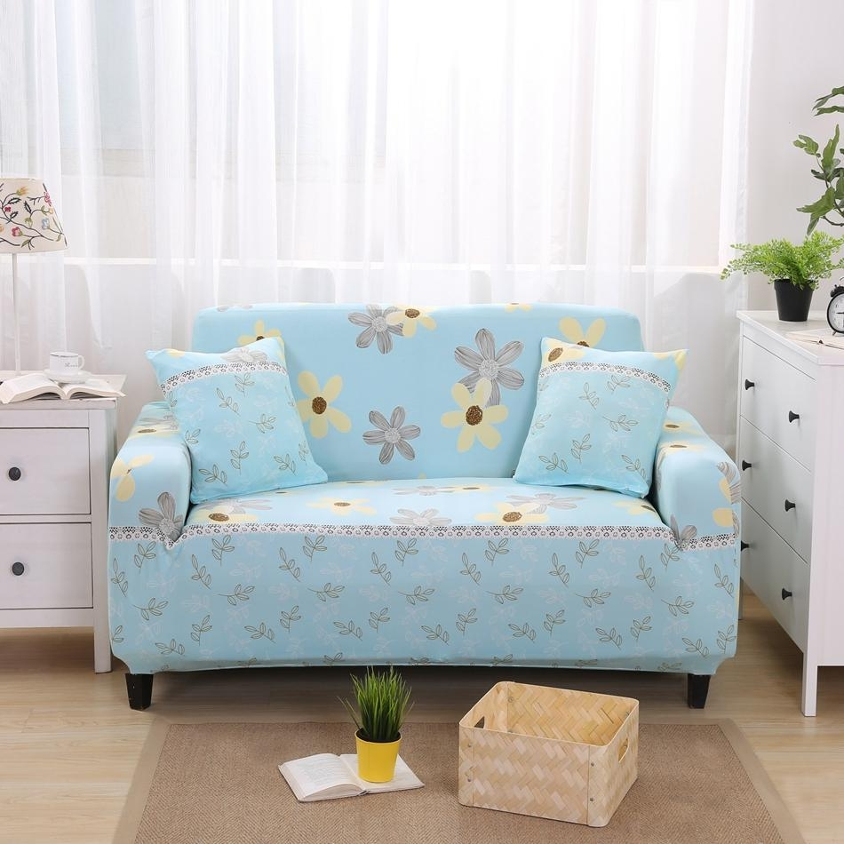 Online Get Cheap Recliner Sofa Cover  Aliexpress | Alibaba Group For Turquoise Sofa Covers (Image 15 of 20)