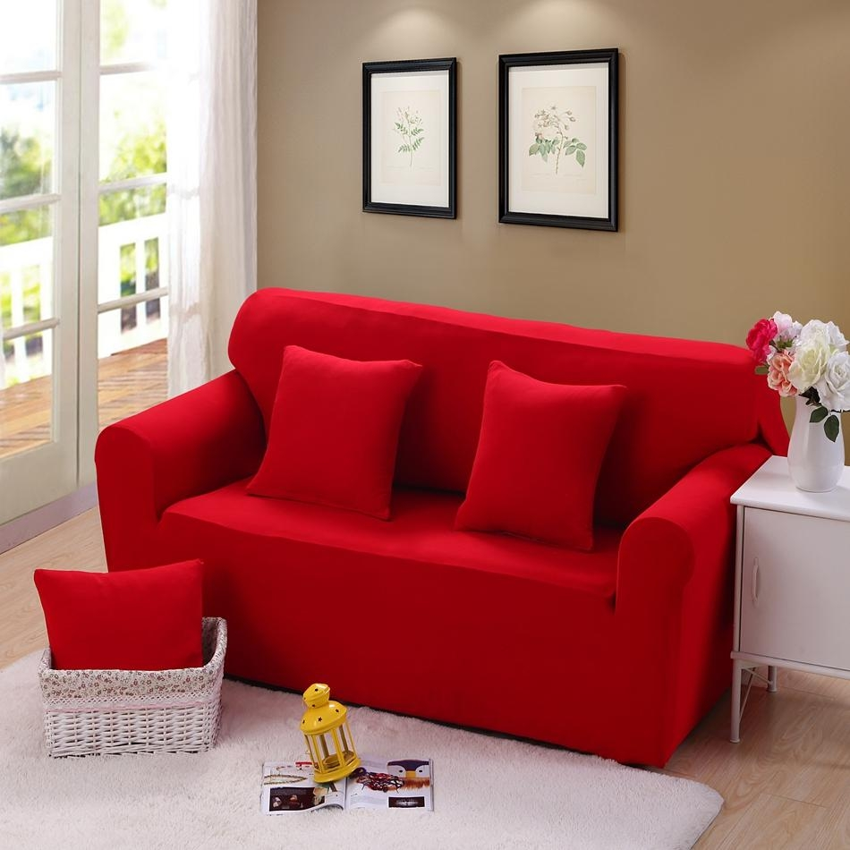 Online Get Cheap Red Couch  Aliexpress | Alibaba Group For Cheap Red Sofas (Image 13 of 20)