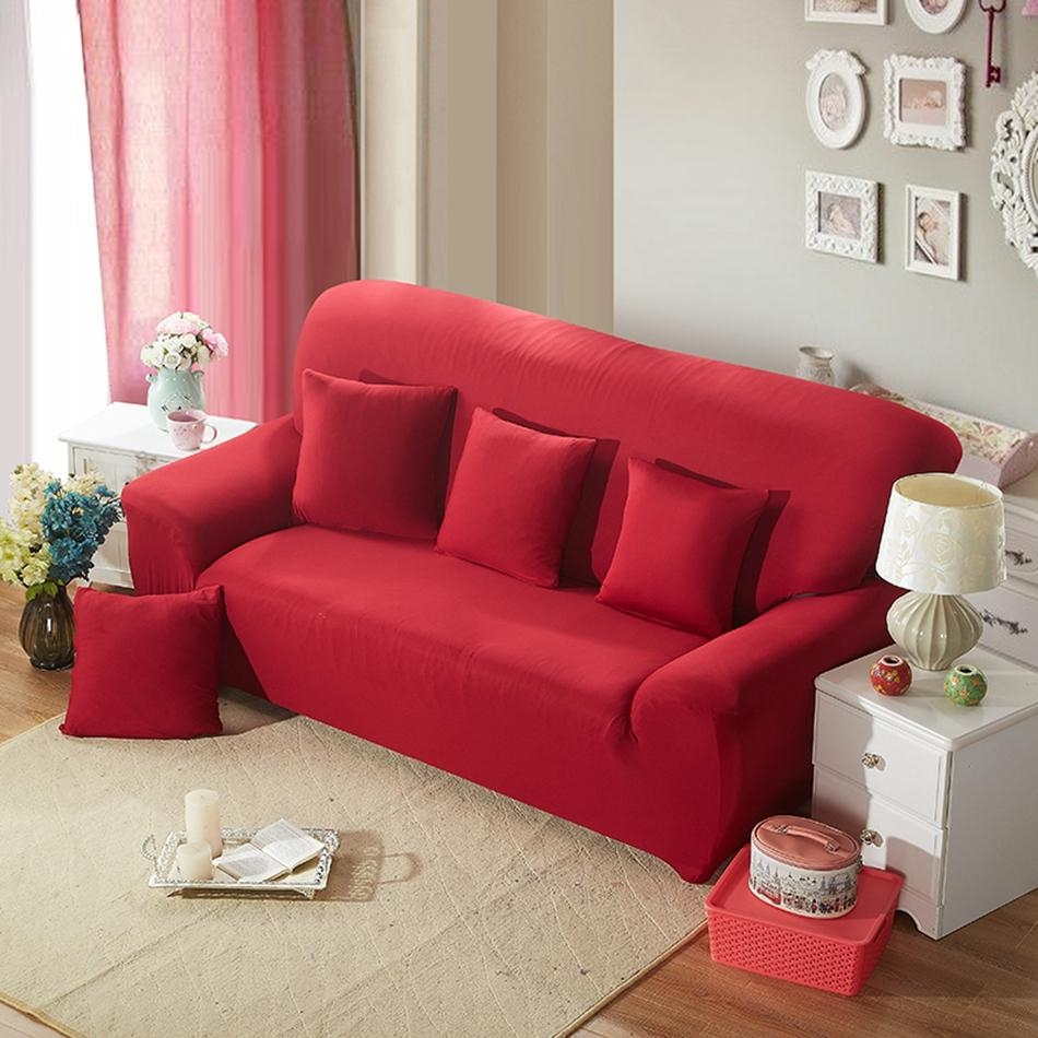 Online Get Cheap Red Sectional Sofa Aliexpress | Alibaba Group With Regard To Cheap Red Sofas (View 14 of 20)
