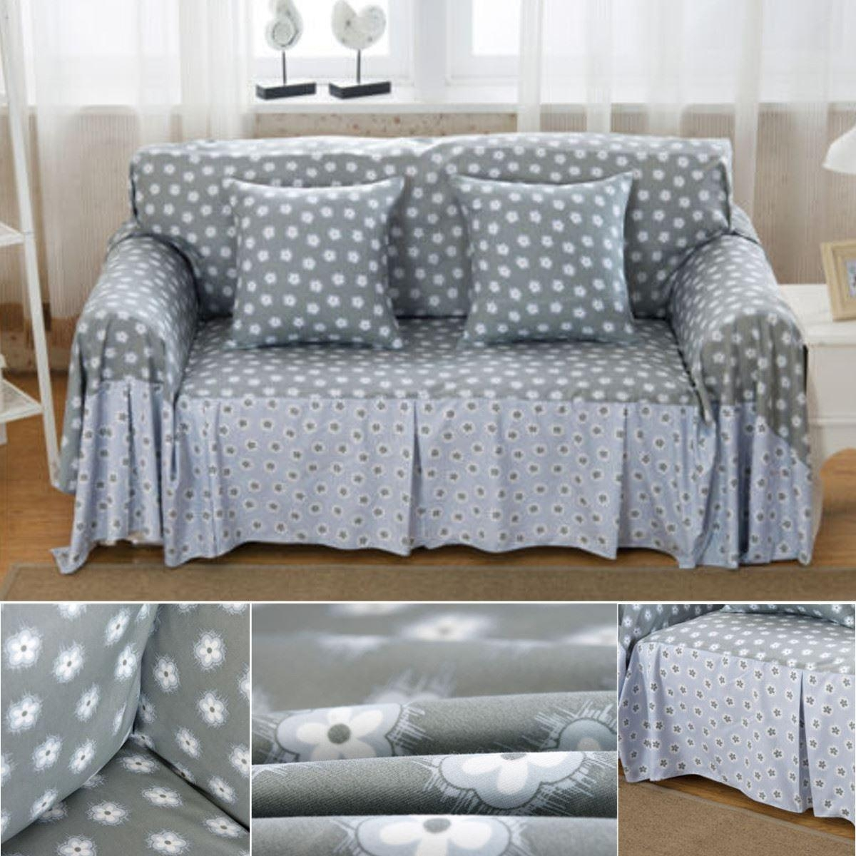 Online Get Cheap Slipcover Sets Aliexpress | Alibaba Group In 3 Piece Slipcover Sets (View 8 of 20)