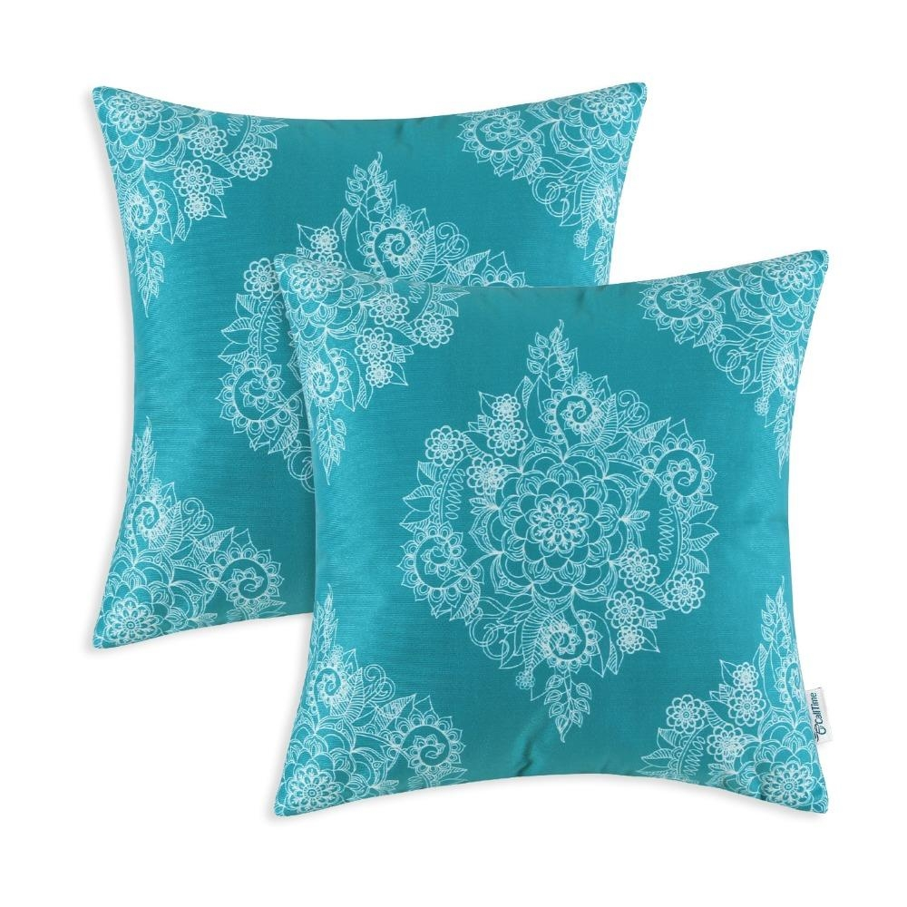 Online Get Cheap Turquoise Sofa Cover Aliexpress | Alibaba Group For Turquoise Sofa Covers (View 20 of 20)