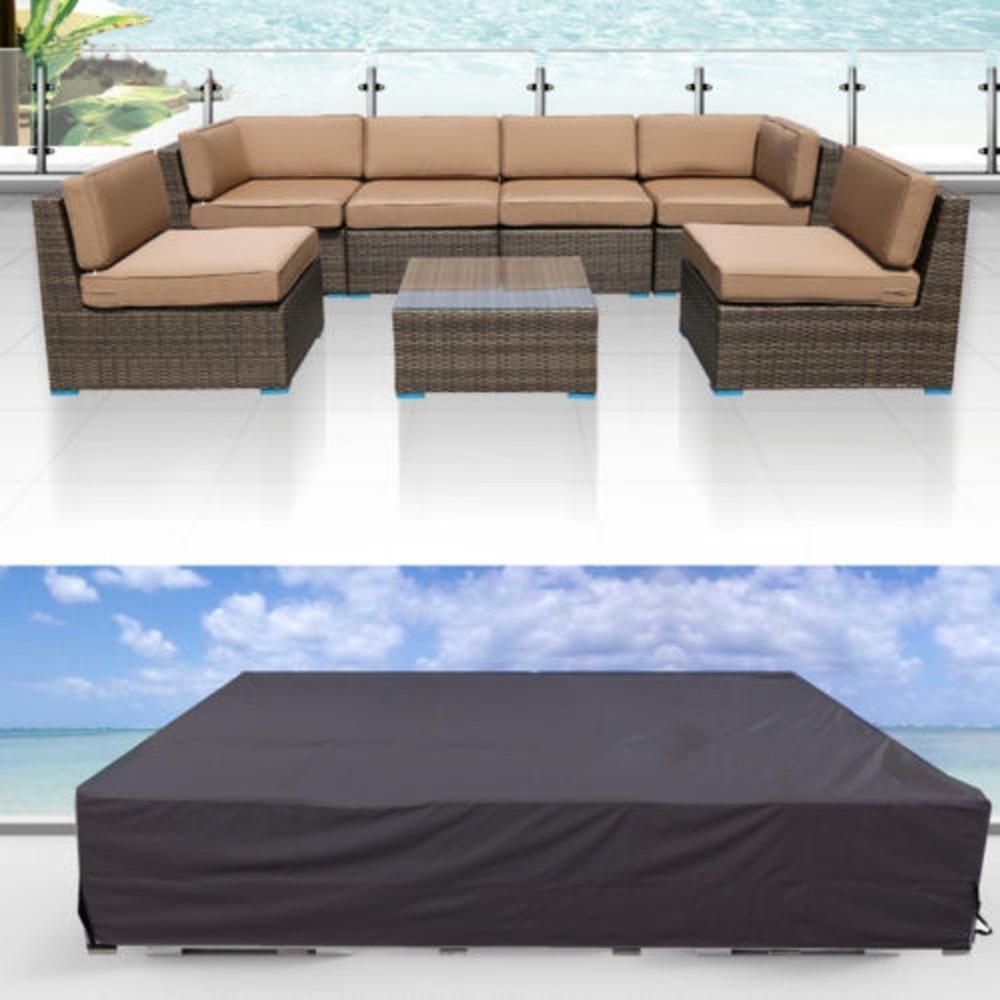 Online Get Cheap Wicker Sofa Tables Aliexpress | Alibaba Group Regarding Patio Sofa Tables (View 20 of 20)
